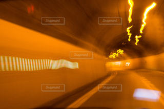 トンネルの写真・画像素材[396798]