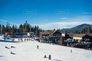 スキー場の写真・画像素材[991291]