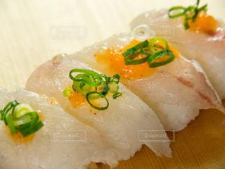 白身魚の握り寿司の写真・画像素材[1792207]