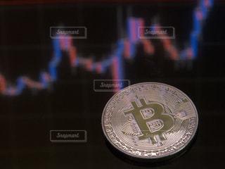 ビットコインの写真・画像素材[2232998]