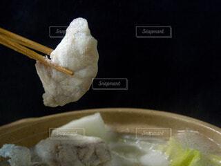 ふぐちり鍋の写真・画像素材[4596513]