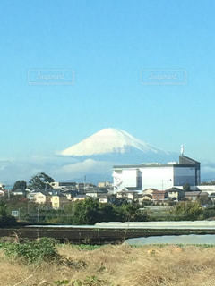 富士山の写真・画像素材[387514]