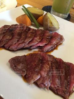 肉の写真・画像素材[395042]