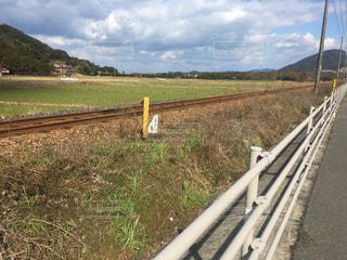 線路の写真・画像素材[678199]