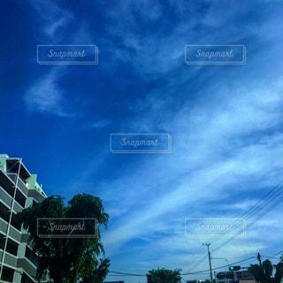 #初夏の空#夏が来る#初夏の空気#夏を呼ぶ雲の写真・画像素材[550978]