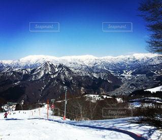 スキーの写真・画像素材[388926]