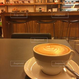 カフェの写真・画像素材[683715]