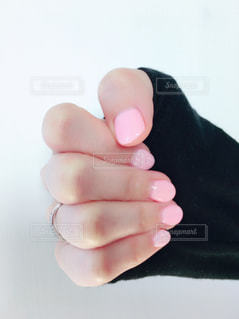 ネイル,ピンク,手,女の子,ジェルネイル,ジェル,爪,気分転換