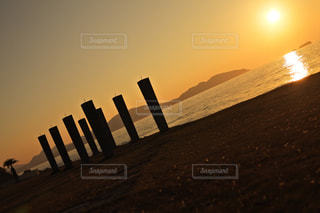 勝馬海岸の写真・画像素材[1051267]