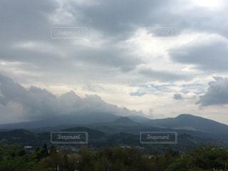 曇り空の写真・画像素材[461232]