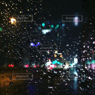 雨の写真・画像素材[594185]