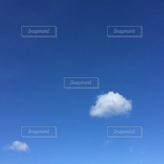 空の雲の写真・画像素材[933042]