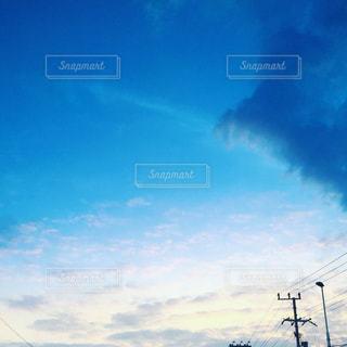 空の写真・画像素材[402983]