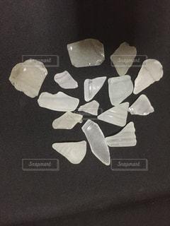 ビーチグラスホワイトの写真・画像素材[743205]