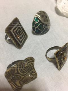 指輪インド雑貨の写真・画像素材[745251]