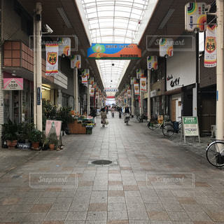 商店街の写真・画像素材[455386]