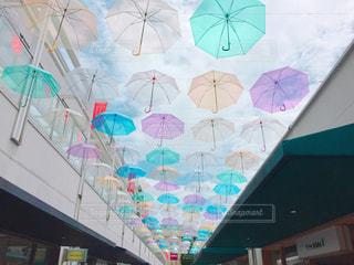 傘の写真・画像素材[641843]