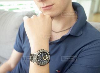 腕時計の写真・画像素材[2219001]