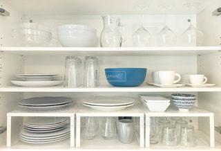 食器棚の写真・画像素材[3083748]