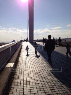 橋の写真・画像素材[393085]