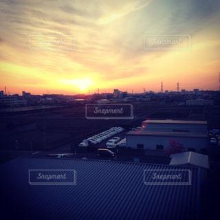 夜明けの写真・画像素材[394794]