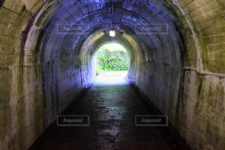 トンネルの写真・画像素材[1472089]
