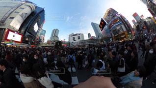 渋谷の写真・画像素材[406838]