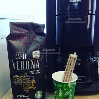 スターバックスコーヒー、パナソニックコーヒーメーカー - No.394548