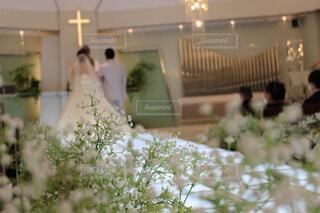 結婚式の写真・画像素材[4576226]