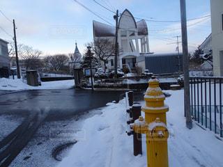 雪の写真・画像素材[395830]