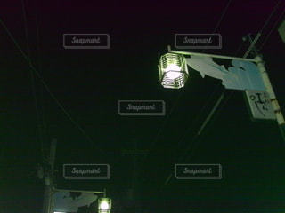 街灯の写真・画像素材[510377]