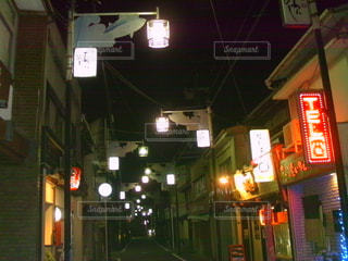 街灯の写真・画像素材[510378]