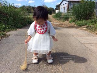 子どもの写真・画像素材[396382]