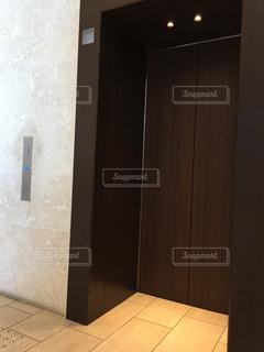 瀬長島ホテルのエレベーターの写真・画像素材[1473146]