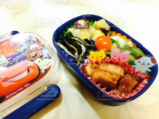 お弁当,手作り,幼稚園,ママ,角煮