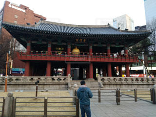 韓国の写真・画像素材[396712]