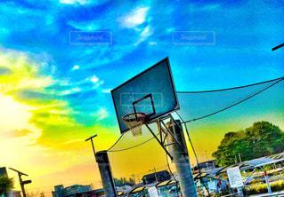 バスケの写真・画像素材[397019]
