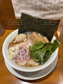 伍年食堂 特製ラーメン 1100円の写真・画像素材[4797519]