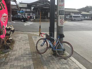 サイクリングの写真・画像素材[397360]