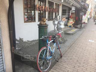 サイクリングの写真・画像素材[397363]