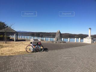 サイクリングの写真・画像素材[397367]