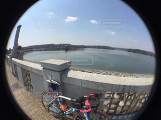 サイクリングの写真・画像素材[413170]