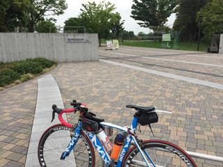 サイクリングの写真・画像素材[476941]