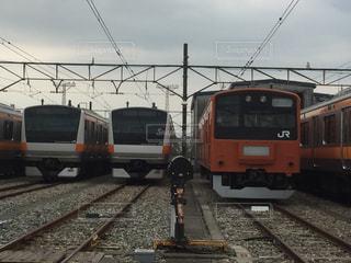 電車の写真・画像素材[504292]