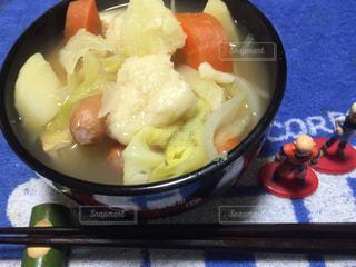 食品のボウルの写真・画像素材[997520]