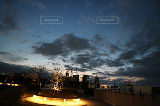 夜の写真・画像素材[397831]