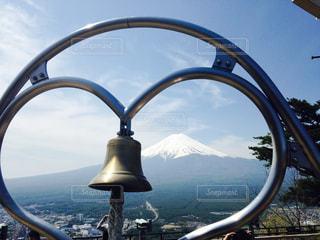 富士山の写真・画像素材[398272]