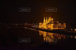 夜景の写真・画像素材[398290]