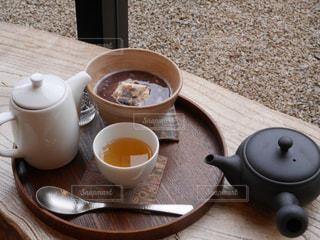 週末のお茶タイム - No.1122505