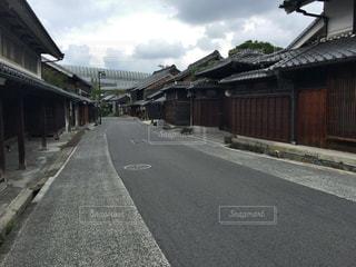 古い町並みの写真・画像素材[400463]